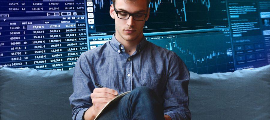 Entrepreneur Start Start Up Chart  - geralt / Pixabay
